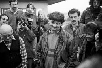 Joschka Fischer  1987