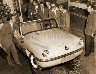 Kleinwagen Spatz  1955