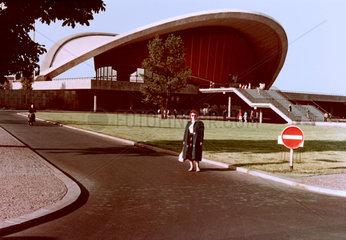 Kongresshalle  Berlin  um 1958