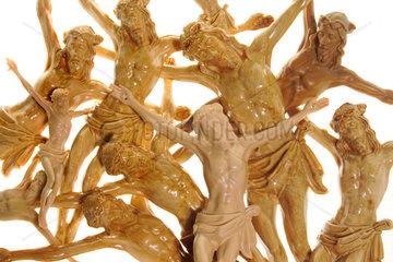 Jesusfiguren fuer Kruzifixe
