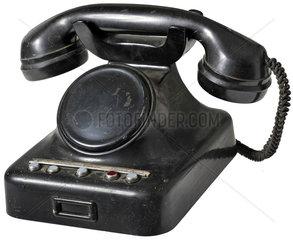 altes Telefon  Siemens  Nebenstelle  1958