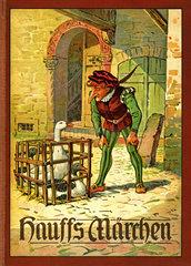 Hauffs Maerchen  Maerchenbuch  1913