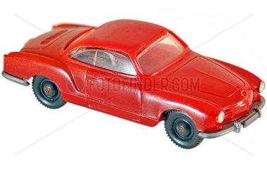 Modellauto von Wiking  Karmann Ghia  Oldtimer  1965