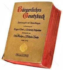 Buergerliches Gesetzbuch  BGB  1900