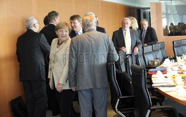 Merkel + Pofalla