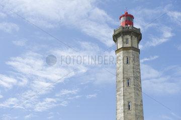 Phare des Baleines (Lighthouse of the Whales)  Ile de Ré  Charente-Maritime  France