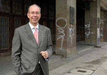 Professor Martin Sabrow  Direktor des Zentrums fuer Zeithistorische Forschung