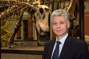 Evolution in Aktion - Die neuen Ausstellungen im Museum fuer Naturkunde nach ihrer Restaurierung