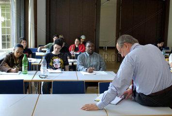 Reportage juedische Hochschule Touro College Berlin