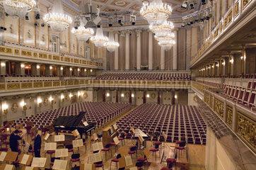 Zubin Mehta und die Staatskapelle spielen Messiaen Stuecke