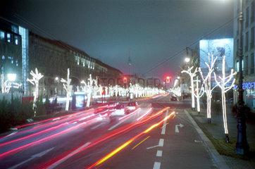 Berlin in Weihnachtsstimmung.