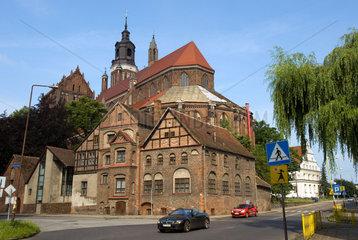 Stettin und Stargard - die ehemalige wilhelminische Buergerstadt und das Kleinod Pommerns laden zur Erkundung Westpommerns ein