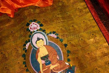 Tibetische Thangka