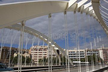 Bruecke Bac de Roda in Barcelona