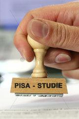 Stempel Pisa-Studie