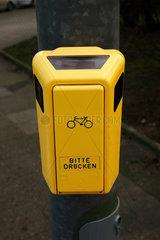 Fahrrad Verkehrampel