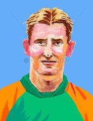 Portrait von Miroslav Klose bei Werder Bremen