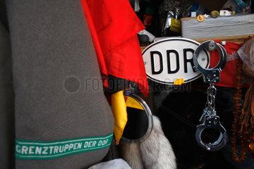 Grenztruppen der DDR