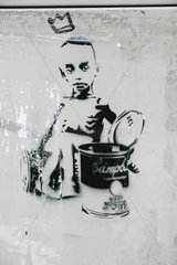 Campbells street art