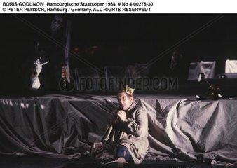 BORIS GODUNOW - Szenenfoto