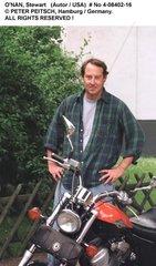 O NAN  Stewart - Portrait des Schriftstellers