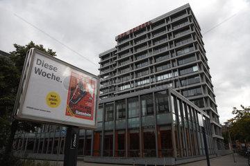 DER SPIEGEL - Redaktionsgebaeude in Hamburg