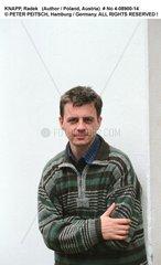 KNAPP  Radek - Portrait des Schriftstellers