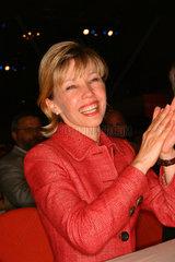 Doris Schroeder-Koepf beim SPD Wahlparteitag