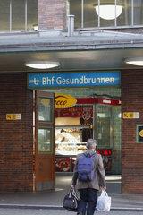 U-Bhf Gesundbrunnen