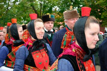 900 Jahre Willingshausen  Brautzug