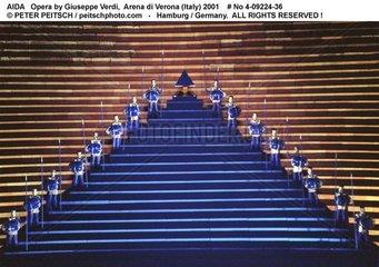 AIDA - Szenenfoto der Oper