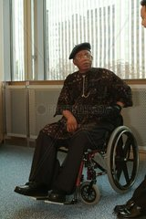 ACHEBE  Chinua - Portrait des Schriftstellers