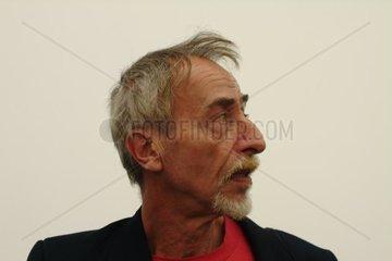 ZAHL  Peter-Paul - Portrait des Schriftstellers