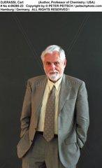 DJERASSI  Carl - Portrait des Schriftstellers