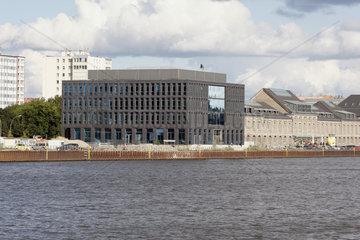 MTV-Neubau am Berliner Osthafen