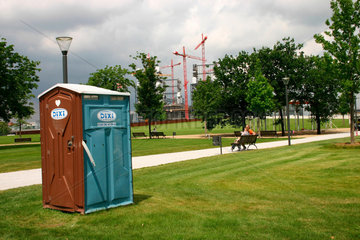 Berlin - Spreebogenpark