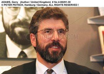 ADAMS  Gerry - Portrait des Schriftstellers