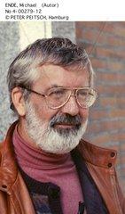 ENDE  Michael - Portrait des Schriftstellers