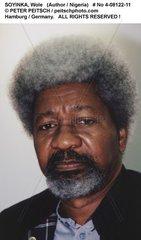 SOYINKA  Wole - Portrait des Schriftstellers