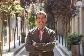 PORTA I GASET  Carles - Portrait des Schriftstellers