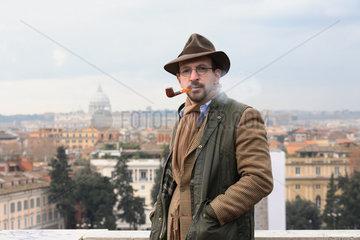 PIPERNO  Alessandro - Portrait des Schriftstellers