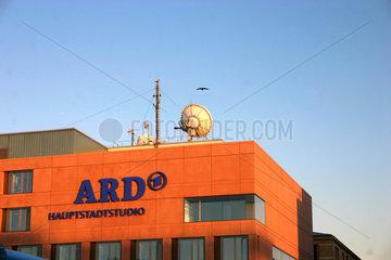 Berlin. ARD Haupstadtstudio.