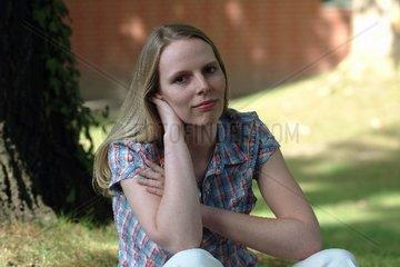 SCHEERER  Jana - Portrait der Schriftstellerin