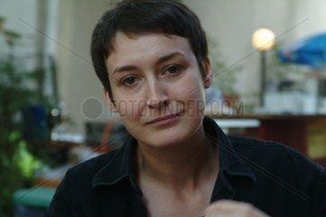 CERNE  Urska P. - Portrait der Uebersetzerin