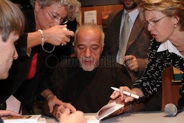 COELHO  Paulo - Signierstunde des Schriftstellers