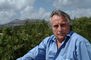 VAZQUEZ-FIGUEROA  Alberto - Portrait des Schriftstellers