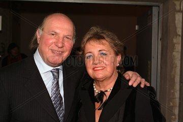 KERTESZ  Imre - mit seiner Ehefrau Magda