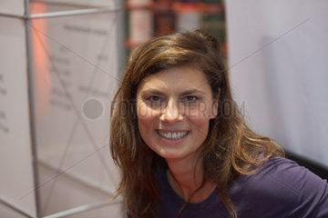 WIENER  Sarah - Portrait of the author