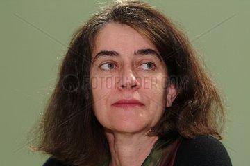 KARYSTIANI  Ioanna - Portrait der Schriftstellerin