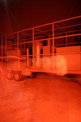 Phantom Truck von Inigo Manglano-Ovalle